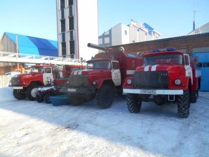 Пожарно-спасательные гарнизоны готовятся к паводку и пожароопасному периоду (17.02.2017)