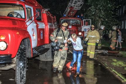 (11.07.19) За первое полугодие огнеборцами спасен 91 смолянин