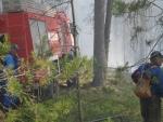 Непрерывная работа по контролю за пожароопасной обстановкой