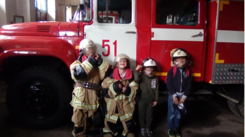 (19.06.2018) Диалог на равных о пожарном ремесле