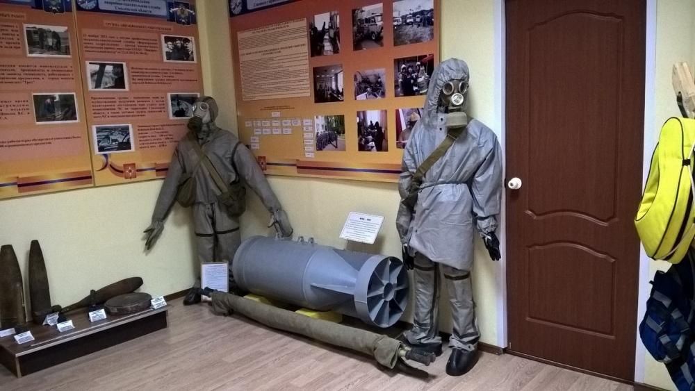Центр противопожарной пропаганды в городе Смоленске – место, которое стоит посетить!