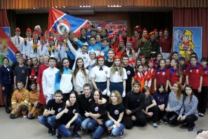 Всероссийский успех юных смоленских пожарных