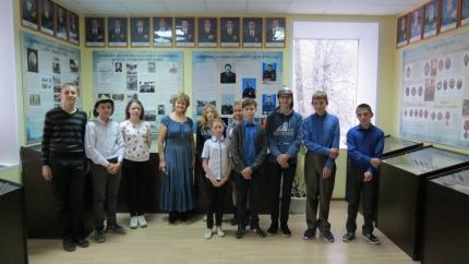 (18.11.18) Учащиеся Богородицкой школы побывали в Центре противопожарной пропаганды