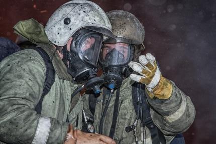 Газодымозащитная служба неотъемлемая часть современной пожарной охраны