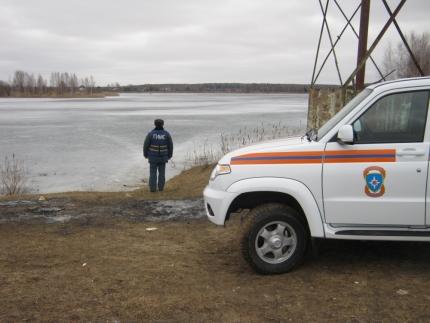 Инспекторы ГИМС продолжают следить за безопасностью на водоемах региона (23.03.2017)