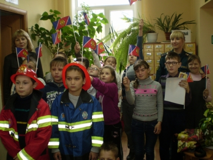 В Год пожарной охраны особое внимание профилактической работе с подрастающим поколением
