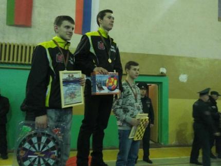 Смоленские юноши приняли участие в международных соревнованиях по пожарно-спасательному спорту