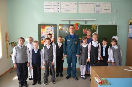 «Месячник безопасности» в школах Смоленской области