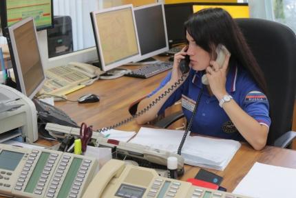 (25.01.19) Экстренный вызов, или о работе диспетчера пожарной охраны