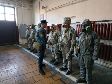 (01.10.2018)В Смоленской области проходит первый этап Всероссийской тренировки по гражданской обороне
