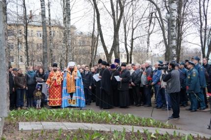 Памяти «воинов» Чернобыля (26.04.2017)