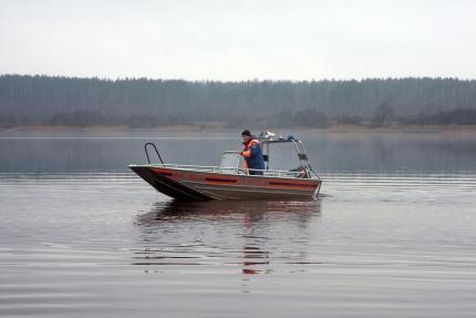 Контроль безопасности на водоёмах Смоленщины (08.05.2017)