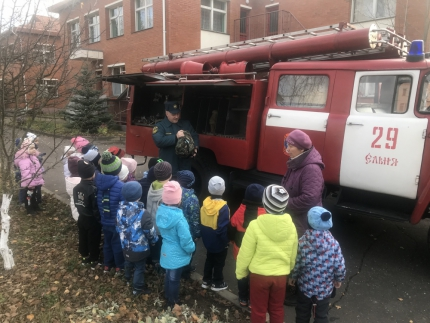 (19.10.19) Отработка навыков эвакуации