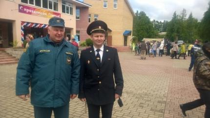 Празднование 110-летия села Глинка прошло без происшествий (04.06.2017)