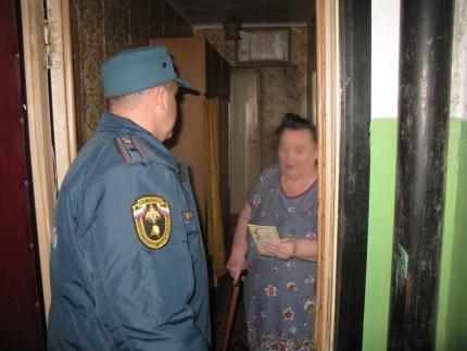 (29.10.2018) Продолжаются проверки газового оборудования на территории Смоленской области