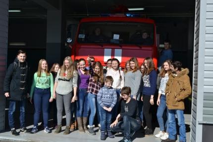 Творческий подход к знаниям по пожарной безопасности