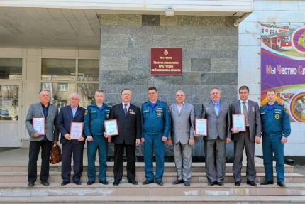 (26.04.19) Собрание, посвященное памяти участников ликвидации последствий радиационных аварий и катастроф