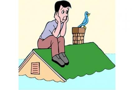 Правила поведения при наводнении и паводке