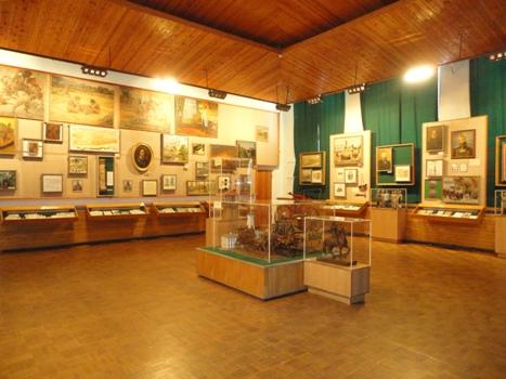 Музеи и выставочные экспозиции