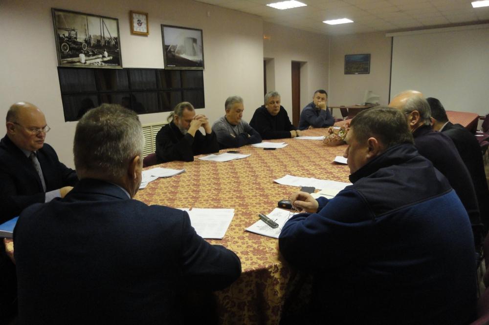 Заседание Общественного совета