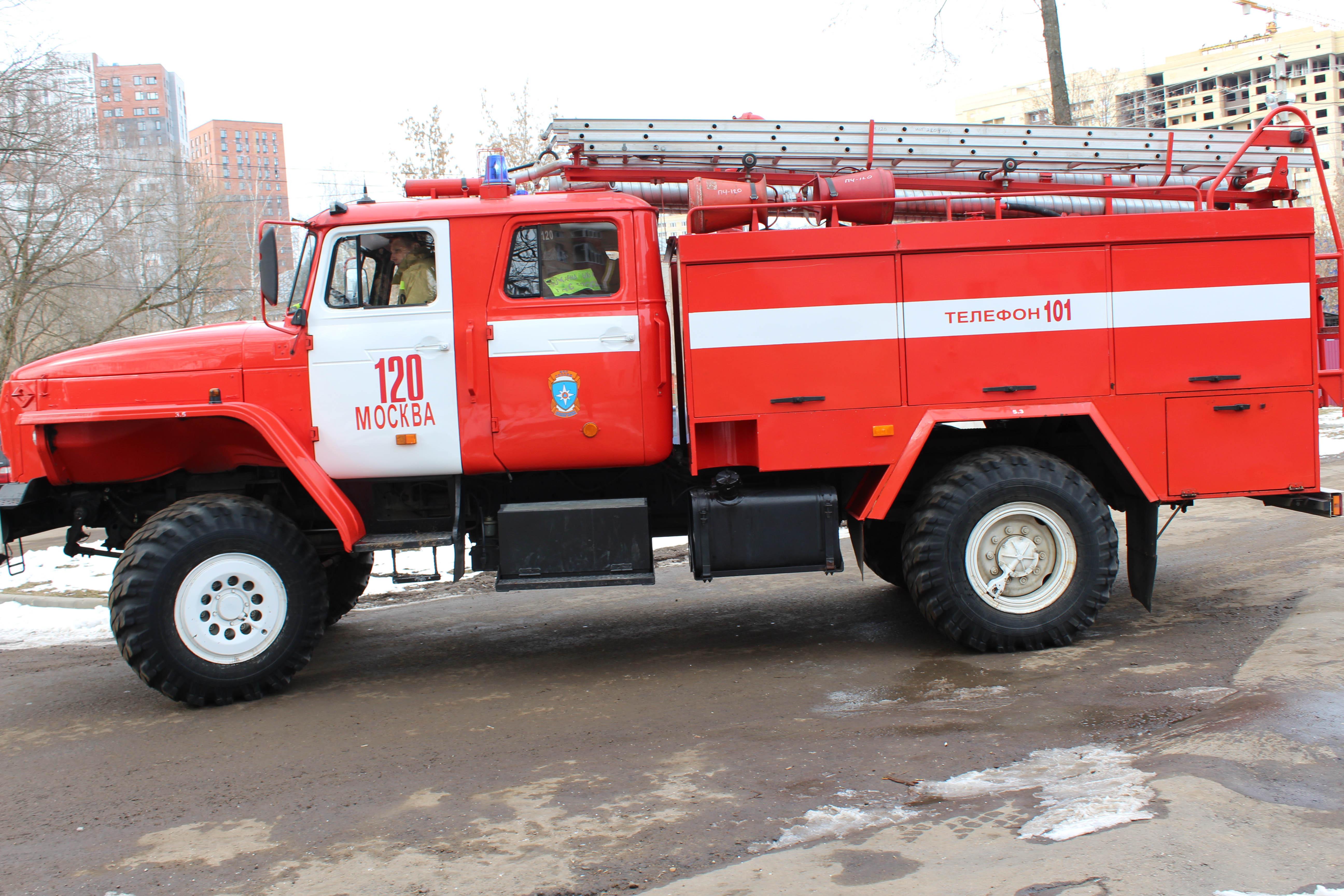 Фото пожарных машин россии школьный звонок