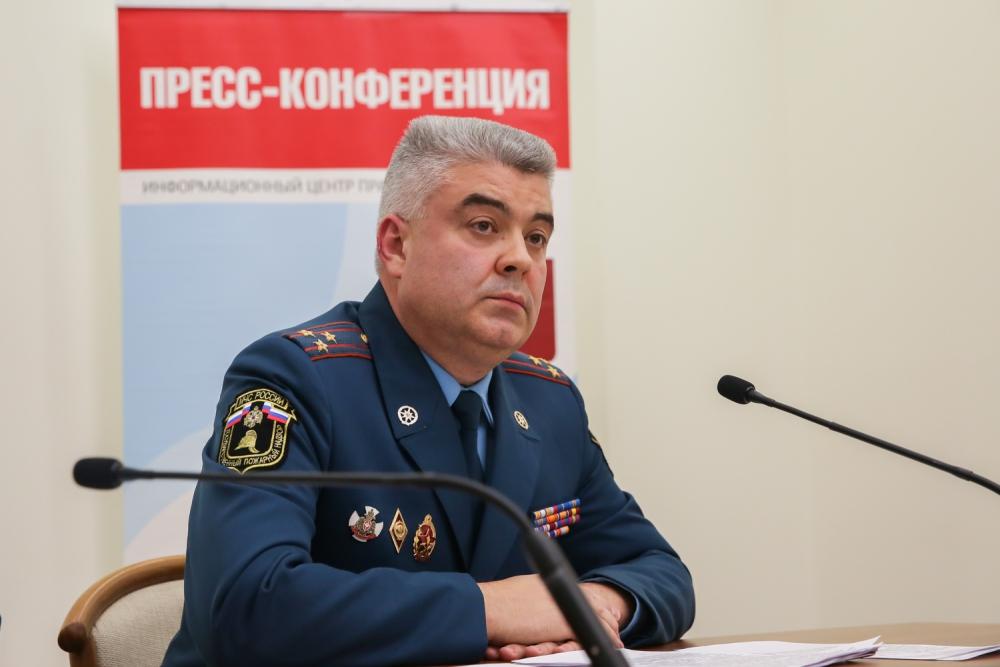 В Информационном центре Правительства Москвы прошла пресс-конференция