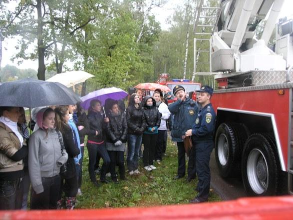 23 сентября 2010 года в Главном управлении МЧС России по г. Москве