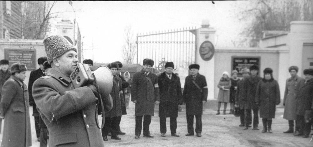 Основные вехи развития гражданской обороны в Астраханской области