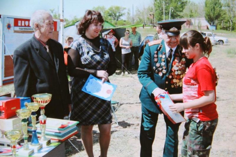 Василий Солодкий — ветеран гражданской обороны региона Астраханской области