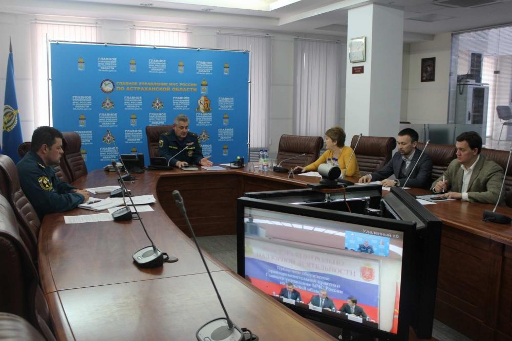 В Главном управлении состоялись публичные обсуждения результатов правоприменительной практики контрольно-надзорной деятельности.
