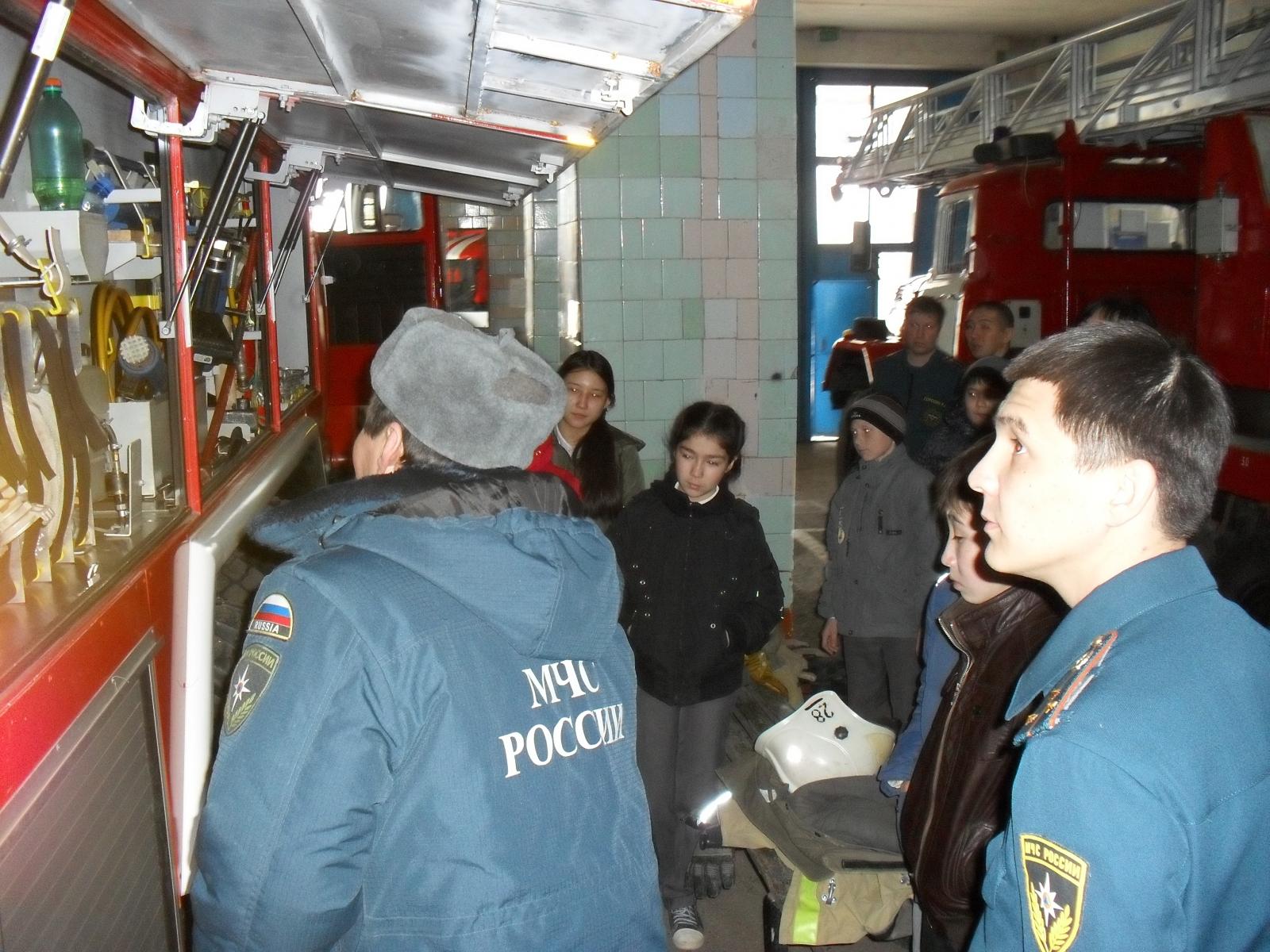 Дни открытых дверей на территории  Астраханской области в рамках Всемирного дня  гражданской обороны
