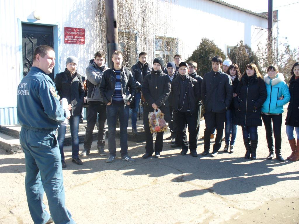 День открытых дверей ОФПС-11
