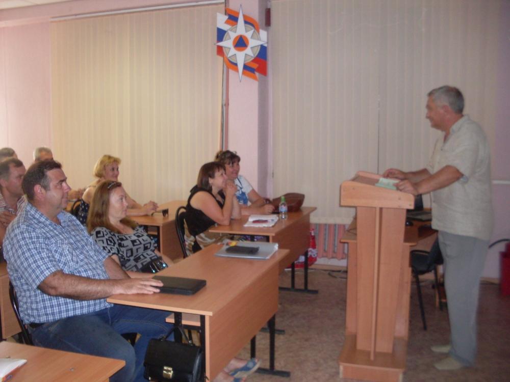 Мероприятия Года гражданской обороны на территории Астраханской области продолжаются