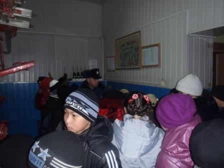 День открытых дверей в ОФПС - 2