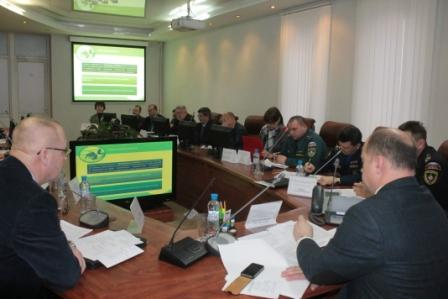 заседание КЧС 12 февраля 2013 года