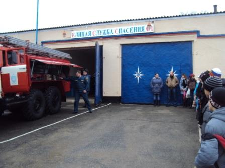 День открытых дверей в ОФПС - 8