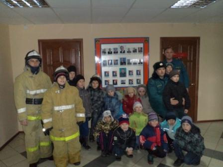 День открытых дверей в ОФПС - 3