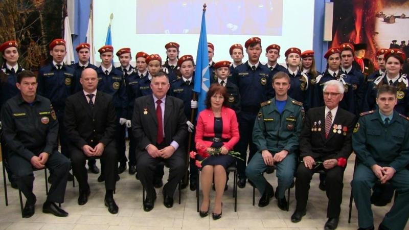 Развитие Всероссийского детско-юношеского общественного движения «Школа безопасности» в Астраханской области