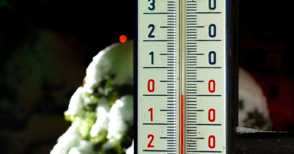 Информация о возможных заморозках
