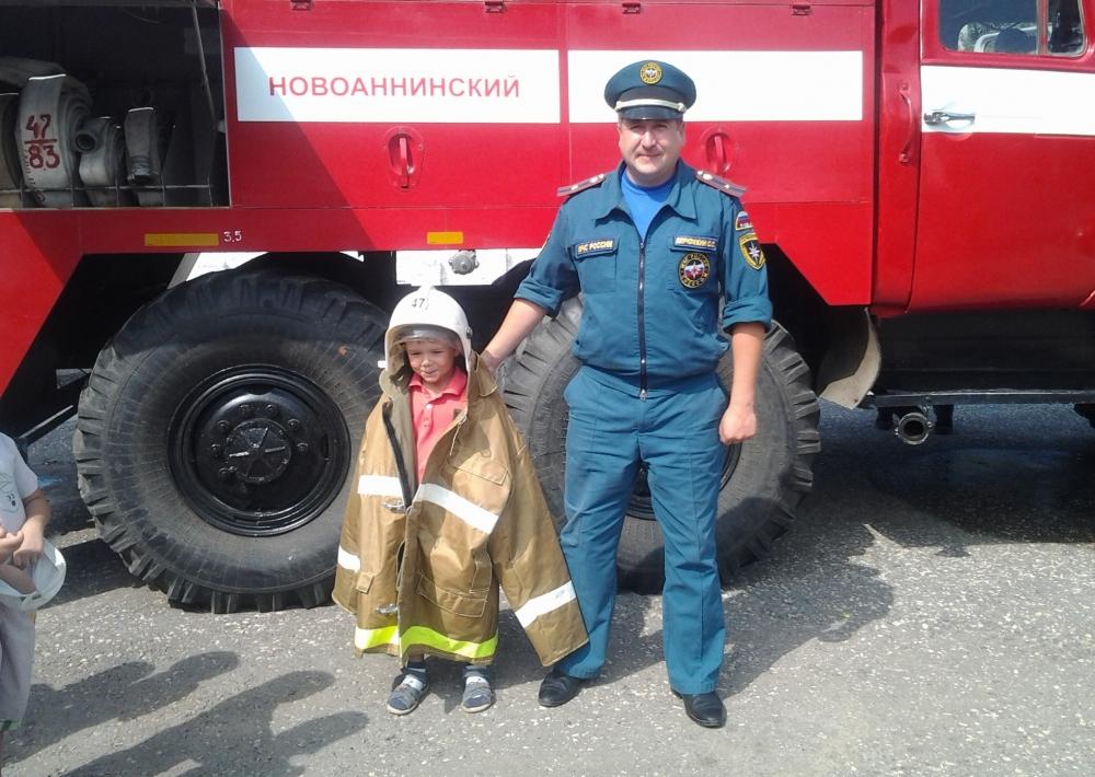 Решительность юного новоаннинца позволила спасти жизни двух детей