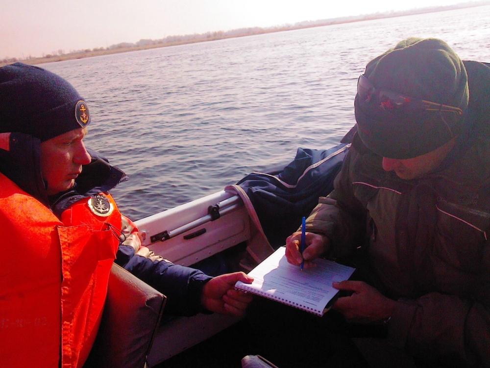 О правилах безопасного поведения на водоёмах осенью