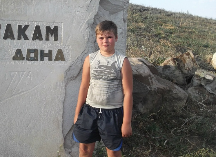 Юный фроловчанин во время летних каникул спас своего товарища