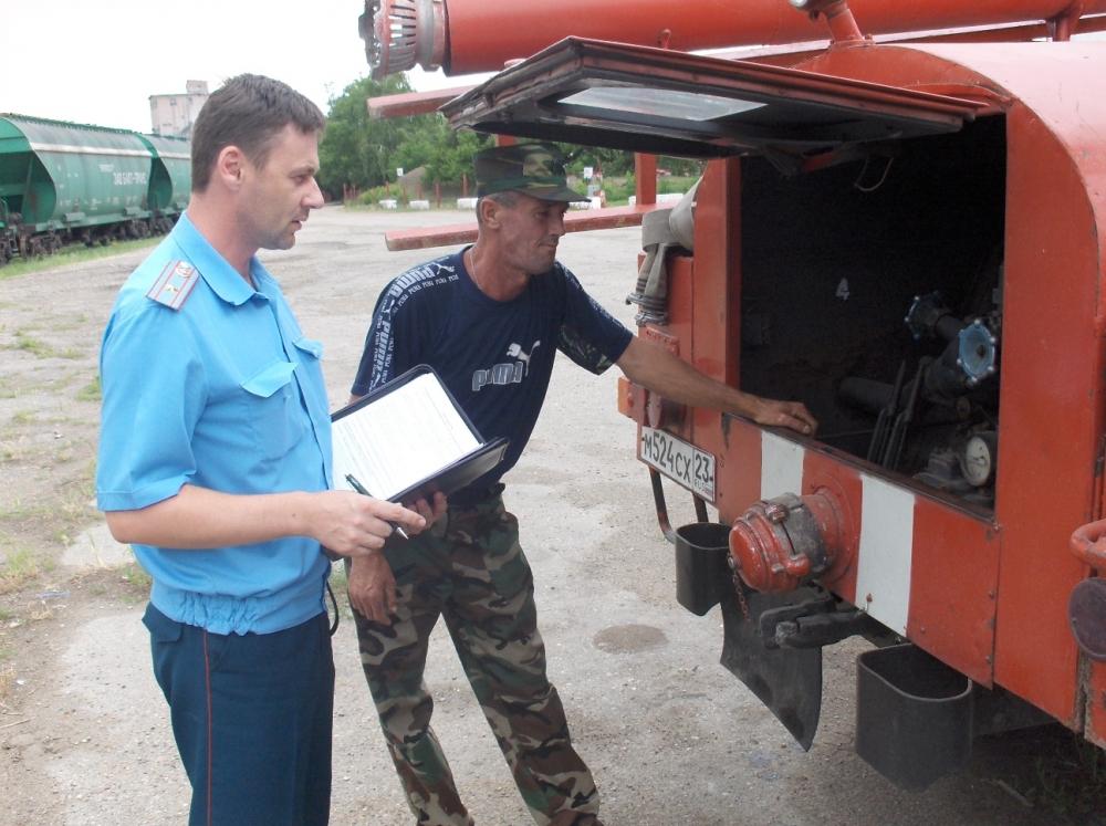 В Краснодарском крае проходит профилактическая операция «Урожай»