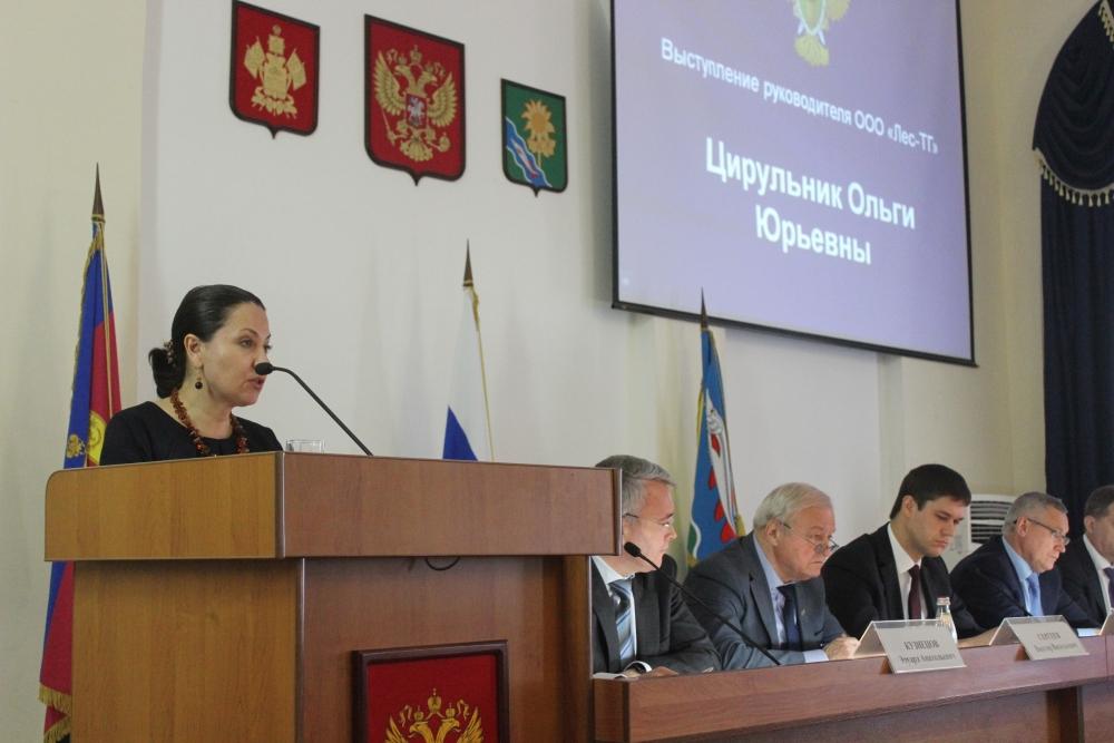 Сотрудники Главного управления приняли участие в работе Общественного совета