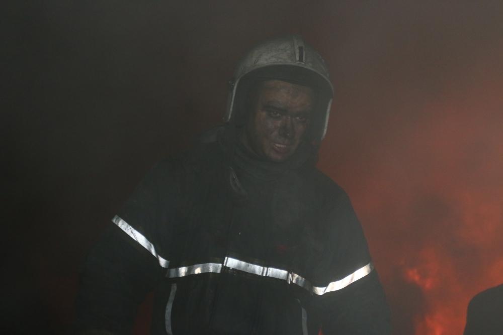 Пожар х. Ленина, Краснодар