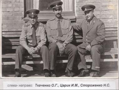 Николай Стороженко