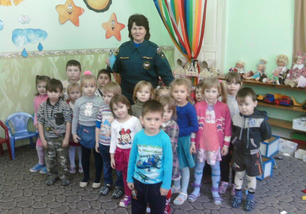 Дни открытых дверей в подразделениях ГУ МЧС России по Краснодарскому краю