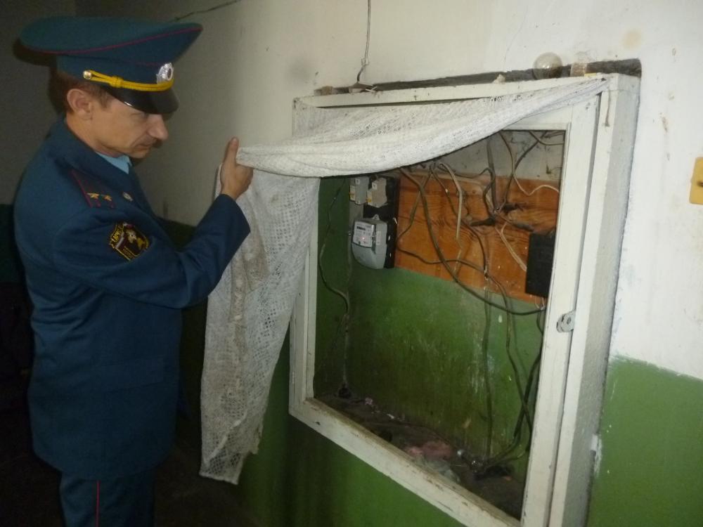 Сотрудники органов надзорной деятельности Краснодарского края завершили проверки мест проживания многодетных семей