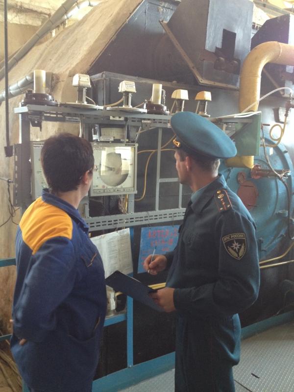 В Краснодарском крае проходят проверки объектов, эксплуатирующих газовое оборудование