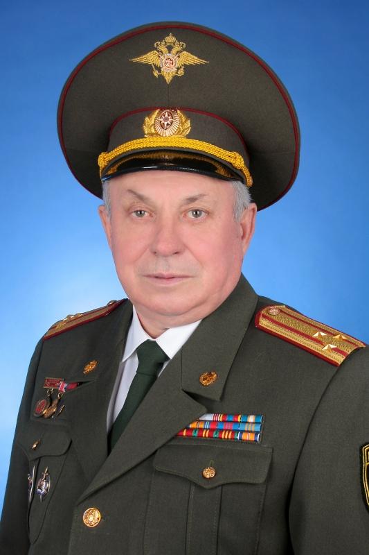 Председатель Краевой ветеранской организации Чусов Владимир Иванович празднует свой 70-летний юбилей